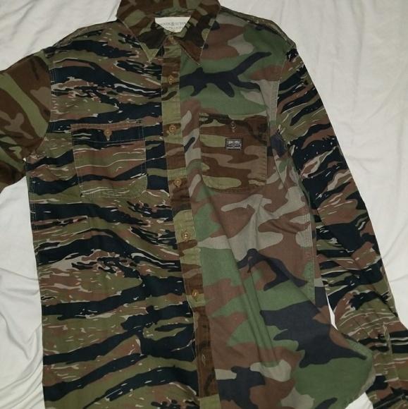 53c8509b451ac Denim & Supply Ralph Lauren Other - Ralph Lauren Denim Supply camo long  sleeve shirt